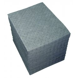 SPC Brady - GP100 - 15X19IN GRAY DIMPLED UNIVERSAL (Case of 100)