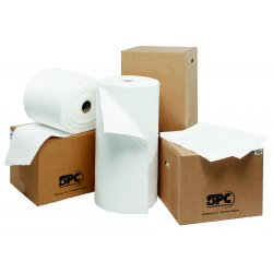 SPC Brady - OP100 - 15X19IN PERFORATED ABSORBENT P (Case of 100)