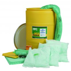 Brady - SKO-55 - SPC Oil Only 55 Gallon Spill Absorbent Kit