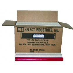 Select Industries - JR-BLOWOUT - 1-3/8x16 Blowout Stick36/case 2 Cases/chest