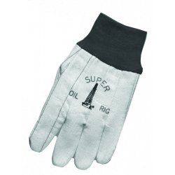 Southern Glove - UPC195 - Glove- 20 Oz.super Oil Rig Dbl Plm Poly Cotton