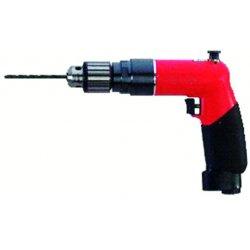 Sioux Tools - 1412R - .3hp Rev. Pistol Grip Drill 2600rpm