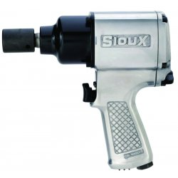 Sioux Tools - 5051A - Sioux 1/2' Pistol Grip Reversible Air Impact Wrench With Steel Anvil, ( Each )