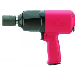 "Sioux Tools - 5375A - Sioux 3/4"" Composite Pistol Grip Reversible Air Impact Wrench With Friction Ring"