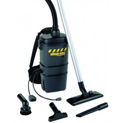 Shop-Vac - 285-00-10 - 7 Qt. Capacity Back Packvacuum 2 Hp 2 Stage