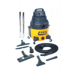 Shop-Vac - 9252810 - Shop-Vac 9252810 8-Gallon 6-1/2-HP Industrial Portable Wet Dry Vacuum