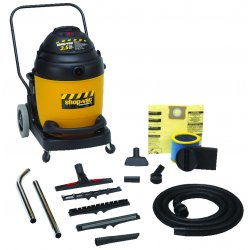 Shop-Vac - 962-37-10 - 22 Gal 2.5 Hp W/dolly