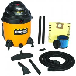 Shop-Vac - 962-54-10 - 22 Gal. 6.5 Peak Hp Wet/dry Vacuum