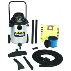 Shop-Vac - 962-55-10 - Contractor's Wet/Dry Vacuums (Each)