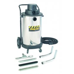 Shop-Vac - 970-04-10 - 20-gallon Stainless Steel Tank Shop Vac 3h