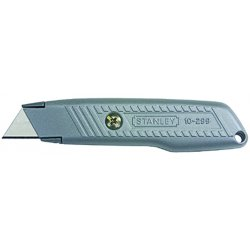 Stanley / Black & Decker - 10-299 - Stanley 5 1/2' Interlock Utility Knife With Fixed Blade, ( Each )