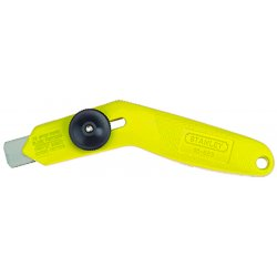"Stanley / Black & Decker - 10-525 - Carbon Steel Retractable Carpet Knife, 6-1/2"" Overall Length, Number of Blades Included:3"