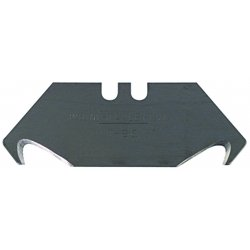 Stanley / Black & Decker - 11-961A - 2-1/16 Carbon Steel 2-Ended Hook Utility Blade, 100 PK