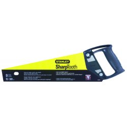 Stanley / Black & Decker - 15579 - Stanley SharpTooth Saw - Plastic - Comfortable Grip