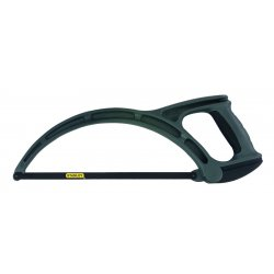 "Stanley / Black & Decker - 15892K - Stanley 12"" Composite Hackaw - Steel, Polymer - Ergonomic Handle, Non-slip Grip"