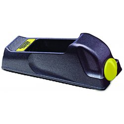 "Stanley / Black & Decker - 21399 - Stanley 6"" Surform Pocket Plane - 6"" Length - Gray - Metal - One-handed Operation"