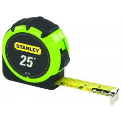 Stanley / Black & Decker - 30-301 - Hi-Vis Tape Rules (Each)