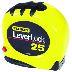 Stanley / Black & Decker - 30-812 - LeverLock Tape Rules (Each)
