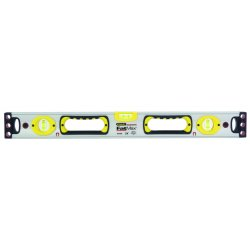 Stanley / Black & Decker - 43-525 - Stanley Fatmax 24' Aluminum Magnetic Level With (2) Block Vials, ( Each )