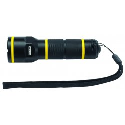 Stanley / Black & Decker - 95-152 - Industrial LED Handheld Flashlight, Aluminum, Maximum Lumens Output: 70, Black
