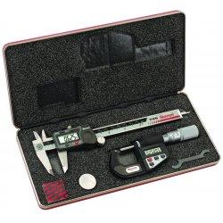 L.S. Starrett - 12206 - Basic Electronic Tool Set 799a-6/150 / 734xfl-1