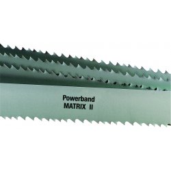 """L.S. Starrett - 14601 - Bm14 Powerband Matrix Ii44-7/8""""l 14 Tpi, Ea"""