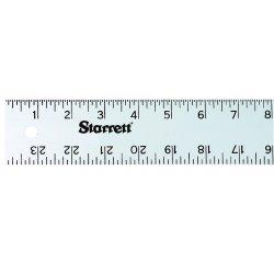 L.S. Starrett - 36091 - Ase-36 36 Aluminum Straight Edge Rule, Ea