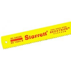 """L.S. Starrett - 40075 - Rs2104-8 1-3/4x.088x21""""hacksaw Blade 4t, Ea"""