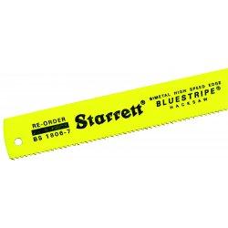 """L.S. Starrett - 40099 - Bs1410-5 1-1/8"""" Bluestripe Bi-metal Hacksaw Bld, Ea"""
