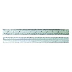 """L.S. Starrett - 50088 - B18-4r 18"""" 4r Grad. Comb, Ea"""