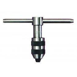 L.S. Starrett - 50427 - 1/16'' - 3/16'' T-Handle Tap Wrench