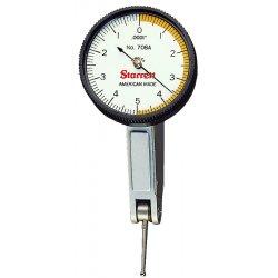 L.S. Starrett - 64212 - 708az White Dial Indicator Starrett