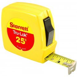 L.S. Starrett - 65933 - Tru-Lok Measuring Tapes (Each)
