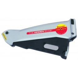L.S. Starrett - 67584 - S011 Utility Knife W/ Hidden Edge, Ea