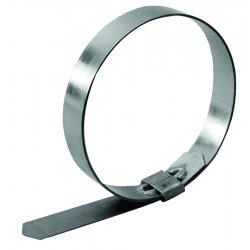 """Strapbinder - HBC14 - 37014 3-1/2""""x5/8"""" Galvanized Carbon Steel Prefo"""