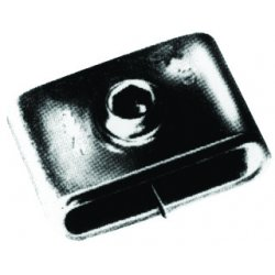 "Strapbinder - ST722 - 14722 3/8"" Screwbinder Buckle Type 201 St"