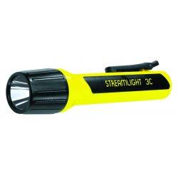 Streamlight - 33244 - Flashlight Luxeon Light-emitting Diode Yellow 3c Polymer Propolymer 8.55 336 Hour Streamlight, Ea