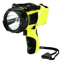 Streamlight - 44900 - Streamlight Waypoint Non-Rechargeable Pistol Grip Spotlight - C - Polycarbonate - Yellow