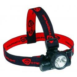 Streamlight - ST61302 - Streamlight Argo HP LED Headlamp - CR123A - RubberStrap, Acrylonitrile Butadiene Styrene (ABS)Casing, PolycarbonateLens - Black