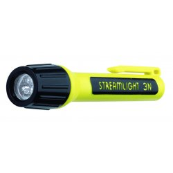Streamlight - ST62202 - Streamlight 3N Propolymer LED - N - Polymer, Thermoplastic - Yellow