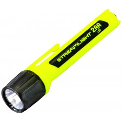 Streamlight - 67101 - Industrial LED Handheld Flashlight, Plastic, Maximum Lumens Output: 65, Yellow
