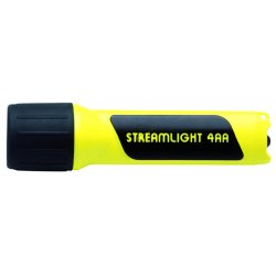 Streamlight - 68201 - Industrial LED Handheld Flashlight, Plastic, Maximum Lumens Output: 67, Yellow