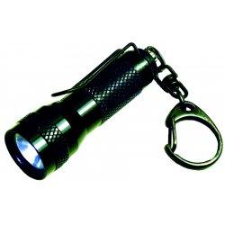Streamlight - 72003 - Flashlight Keymate Light-emitting Diode Black Lr44 Aluminum With Green Light-emitting Diode 96 Hour Streamlight Inc., Ea