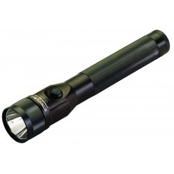 Streamlight - 75813 - Streamlight Stinger DS LED Rechargeable Flashlight - AluminumBody, PolycarbonateLens - Black