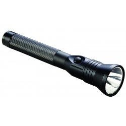 Streamlight - 75863 - Streamlight Stinger DS LED HP Rechargeable Flashlight - C - AluminumBody, PolycarbonateLens - Black