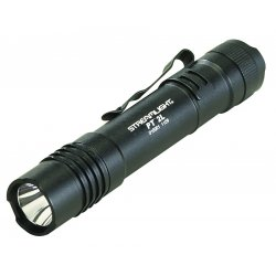 Streamlight - 88031 - Streamlight ProTac 2L Professional Tactical Light - CR123A - Anodized AluminumBody, GlassLens - Black