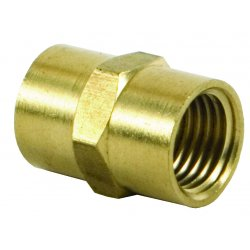 Stanley Bostitch - 14F-14F - Hex Coupling 1/4in F - 1/