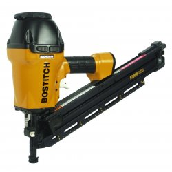Stanley Bostitch - F28WW - Wire Air Framing Nailer, Yellow