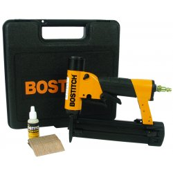Stanley Bostitch - HP118K - Adhesive Air Pin Nailer Kit, Yellow