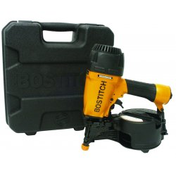 Stanley Bostitch - N66C-1 - 1-1/4-Inch to 2-1/2-Inch 15-Degree Wire / Plastic Siding Coil Gun